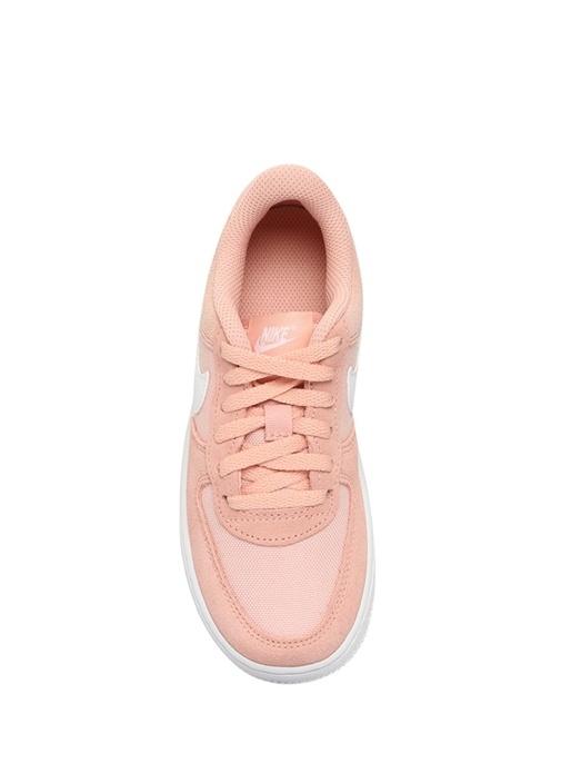 Air Force 1 Pembe Logolu Unisex Bebek Sneaker