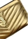 Monogram Gold Kadın Deri Cüzdan