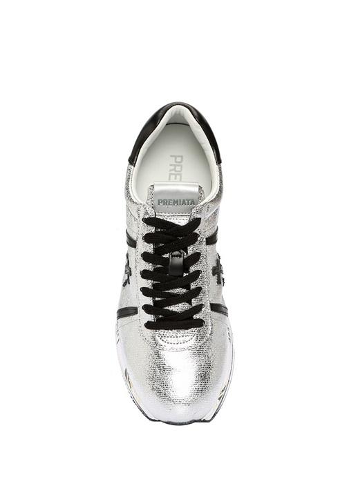 Beth Silver Baskı Detaylı Kadın Sneaker