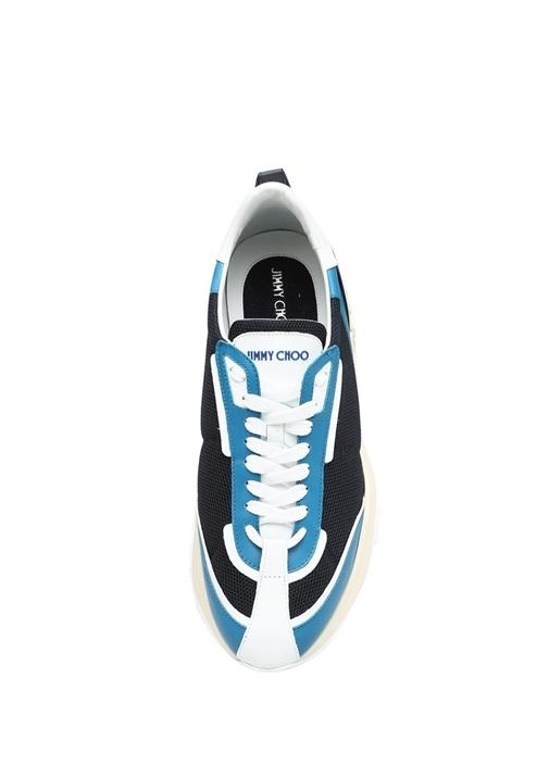 Raine Lacivert File Garnili Erkek Sneaker