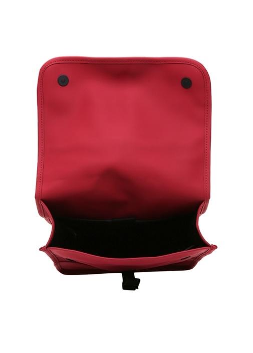 Mini Kırmızı Erkek Sırt Çantası