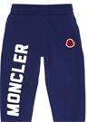 Lacivert Logo Baskılı Erkek Çocuk Jogger Pantolon