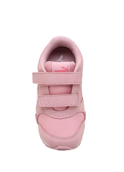ST Runner Pembe Logolu Kız Bebek Sneaker