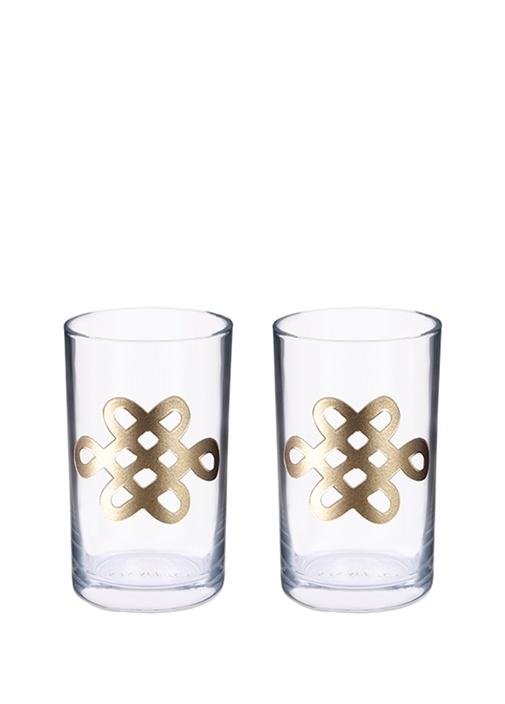 """Mistik Düğüm"" Kahve Bardağı 2'Li Set"