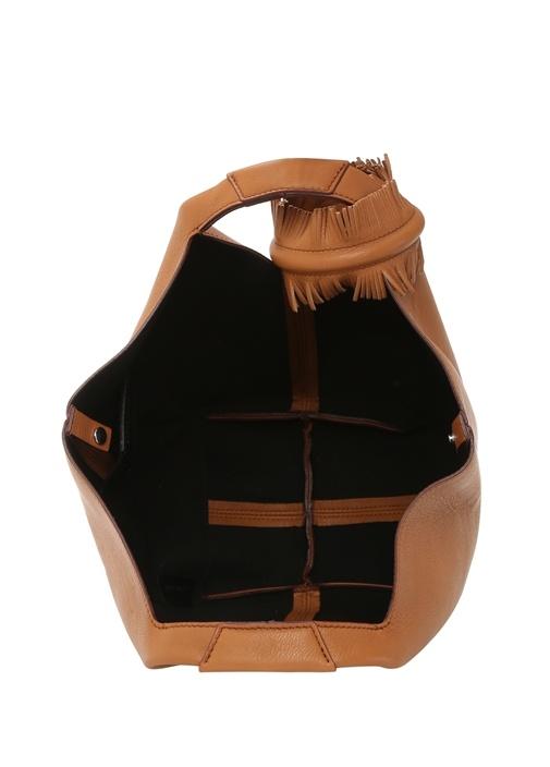 Vanity Taba Kadın Deri Çanta