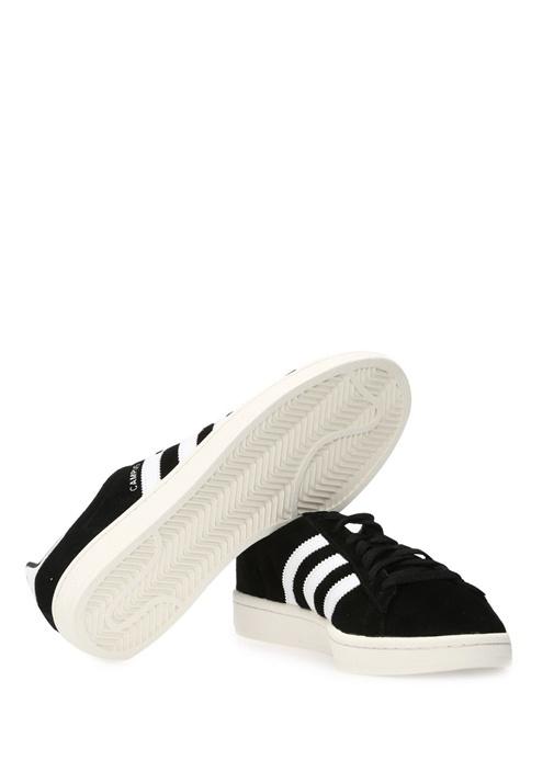Campus Siyah Beyaz Kadın Sneaker