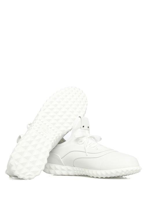 Valentino Beyaz ERKEK  Valentino Garavani Beyaz Body Tech Erkek Deri Snea 364194 Beymen