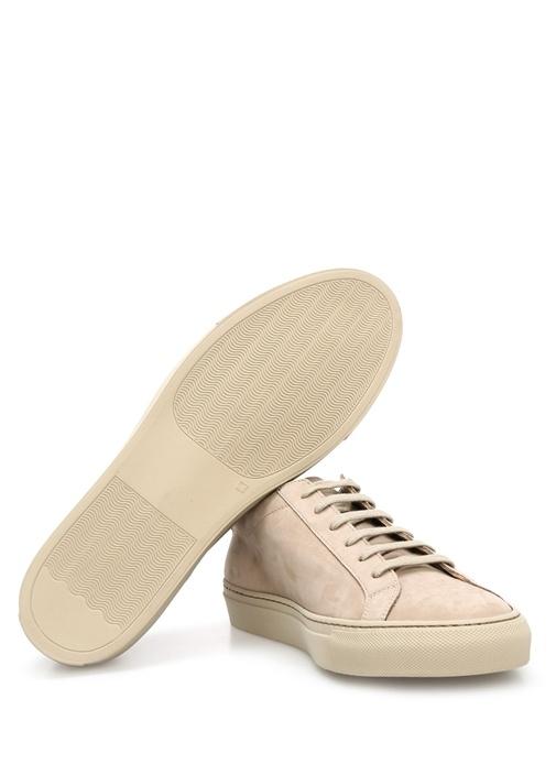 Original Achilles Bej Erkek Nubuk Sneaker