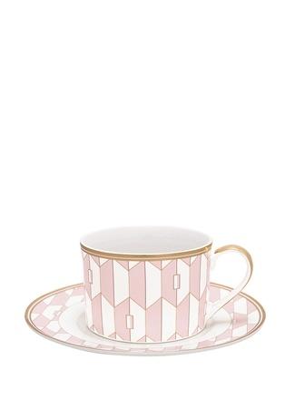 Gate Noir Aurelie Pembe Porselen Çay Fincanı
