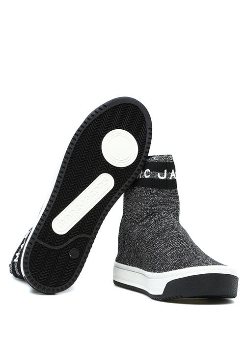 Dart Silver Logolu Çorap Formlu Kadın Sneaker