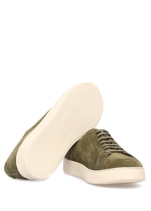 Haki Erkek Nubuk Sneaker
