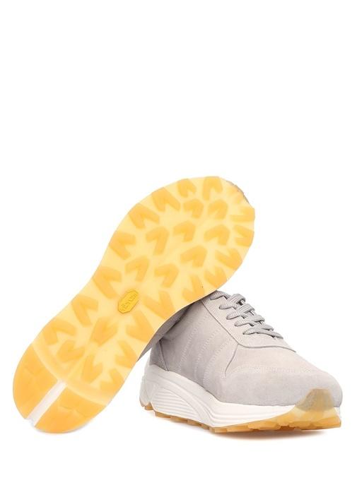Runner Gri Erkek Süet Sneaker