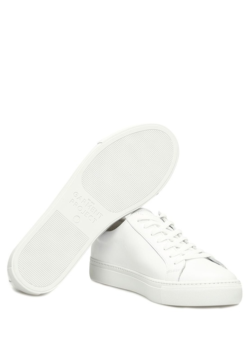 Type Beyaz Erkek Deri Sneaker