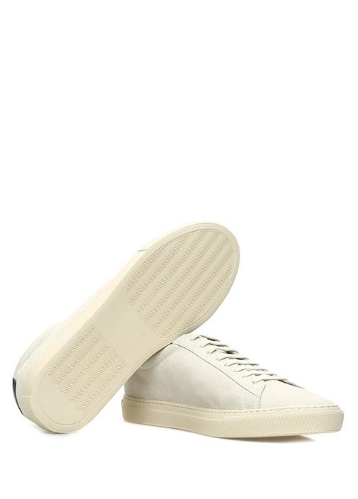 Zsp 4 Hgh Apla Ekru Erkek Süet Sneaker