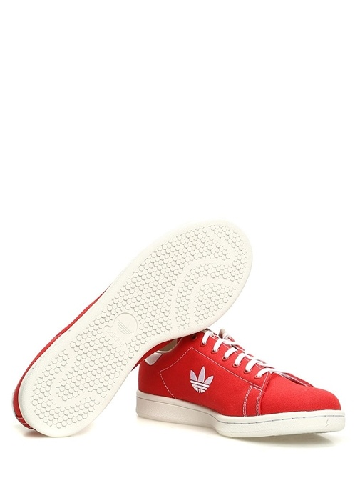 Stan Smith Kırmızı Logolu Erkek Sneaker