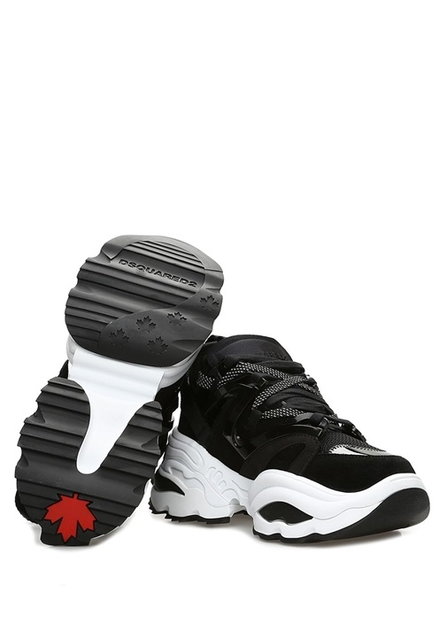 The Giant Siyah Kadın Sneaker