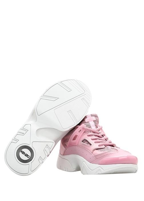 Sonic Pembe Desenli Kadın Sneaker