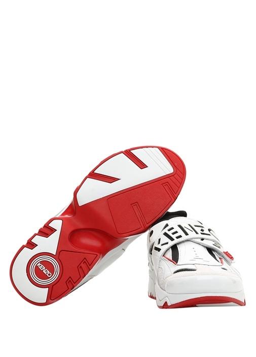 New Sonic Beyaz Kadın Sneaker