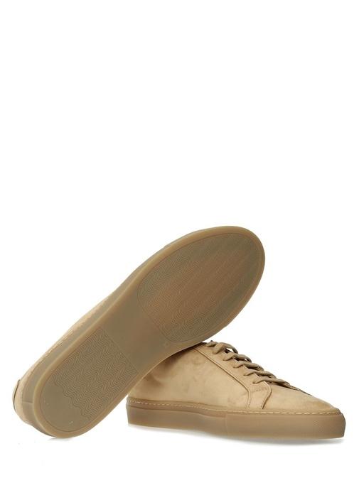 Taba Erkek Süet Sneaker