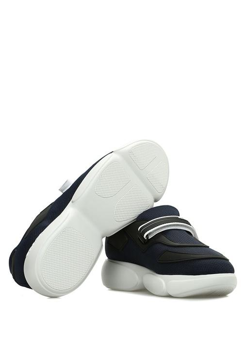 Cloudbust Lacivert File Dokulu Kadın Sneaker