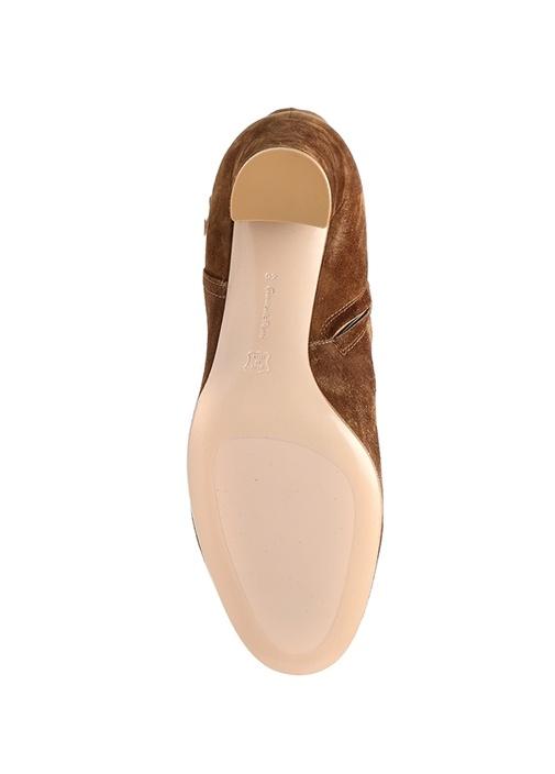 Texas Kahverengi Kadın Süet Bot
