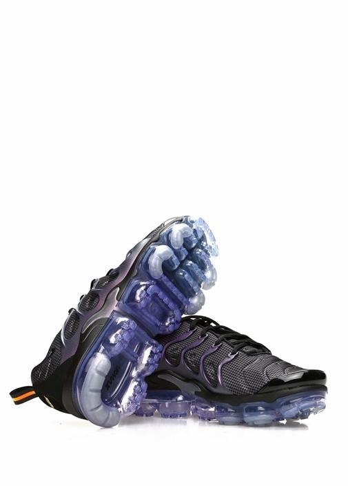 Air Vapormax Plus Siyah Mor Erkek Sneaker
