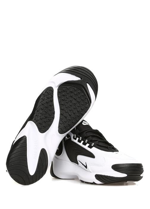 Zoom 2K Siyah Beyaz Erkek Sneaker