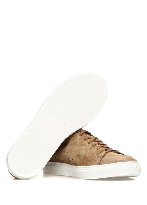 Tony Kamel Erkek Süet Sneaker