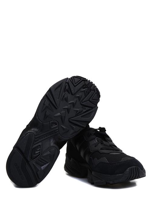 Yung 96 Siyah Logolu Unisex Çocuk Sneaker