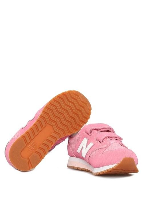 520 Pre School Pembe Unisex Çocuk Süet Sneaker