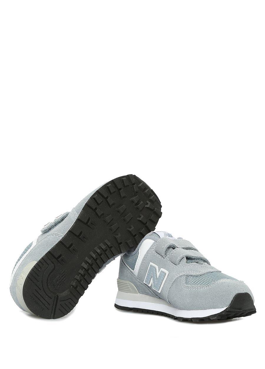 new balance 574 unisex gri sneaker - 52