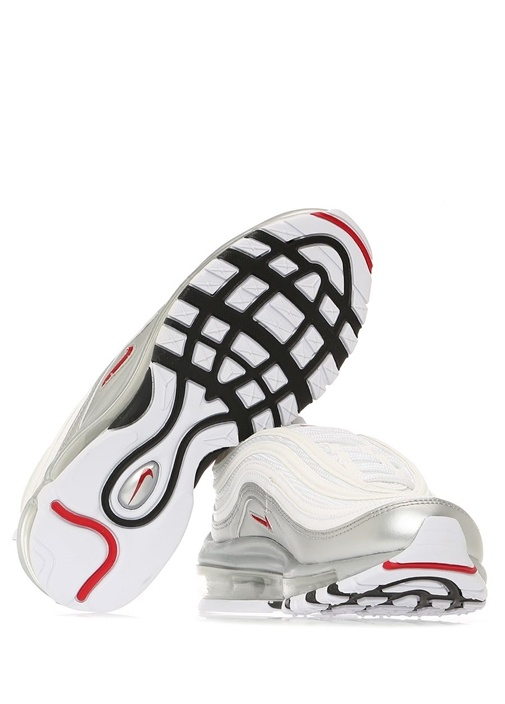 Air Max 97 Beyaz Gri Kadın Sneaker