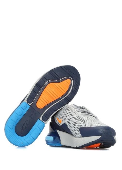 Air Max 270 Lacivert Gri Logolu Çocuk Sneaker
