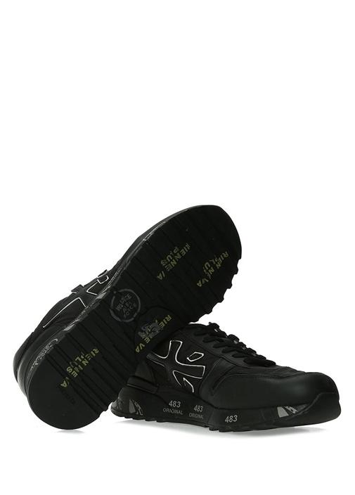Mick 2820 Siyah Logolu Erkek Sneaker