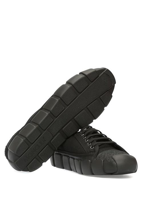 Genius Siyah Taban Detaylı Erkek Sneaker