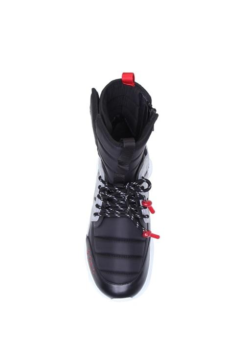 Chain Reaction Siyah Gri Erkek Sneaker