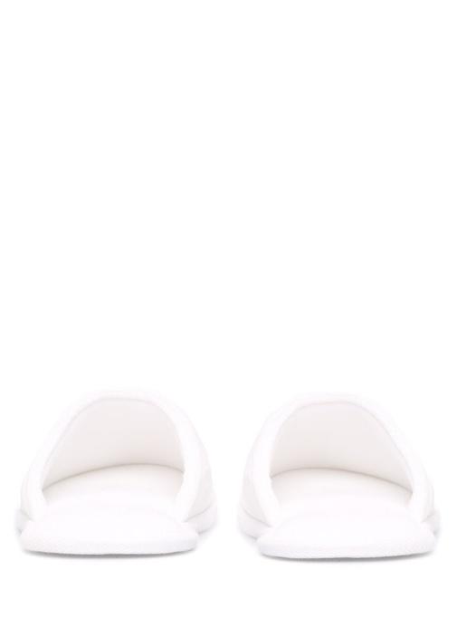 Relax Beyaz Terlik