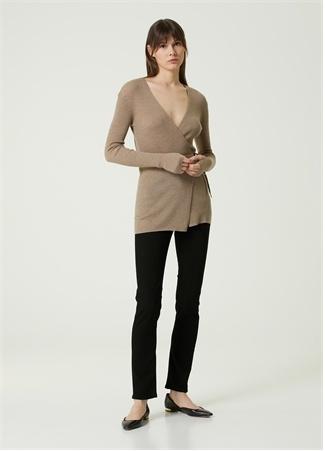 Toteme Kadın Skinny Fit Siyah Jean Pantolon 26 US