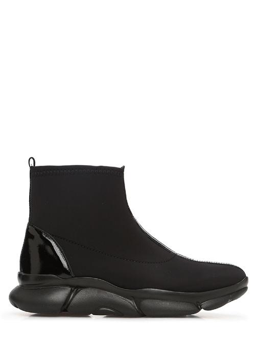Siyah Scuba Kadın Sneaker