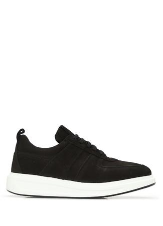 Beymen Collection Kadın Siyah Deri Sneaker 36