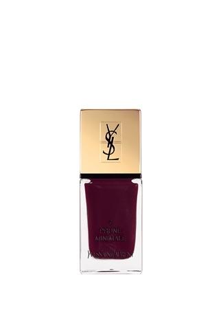 Yves Saint Laurent La Laque Couture 07 Prune Minimale Oje