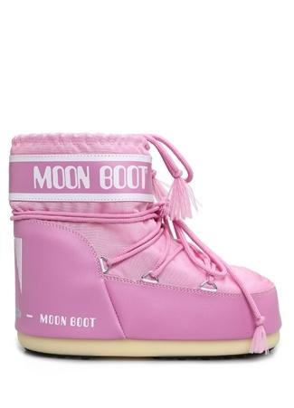 Moon Boot Kadın Classic Low 2 Pembe Kar Botu 39-4 EU