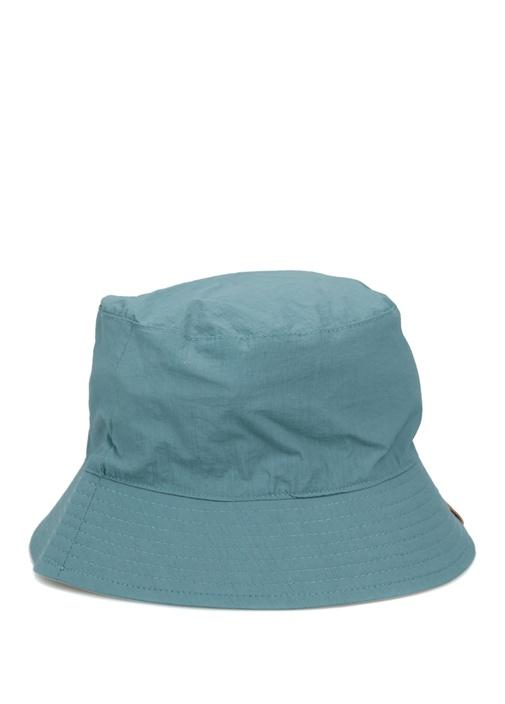 Mint Çift Taraflı Mini Balıkçı Erkek Şapka