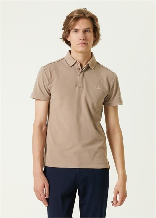 Slim Fit Vizon Polo Yaka T-shirt