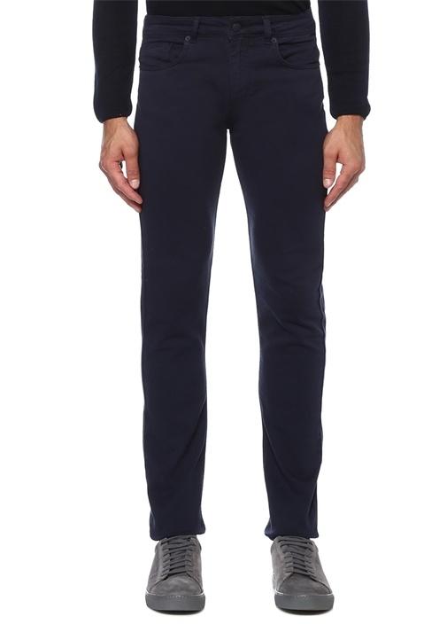 Xslim Fit Lacivert Normal Bel Spor Pantolon