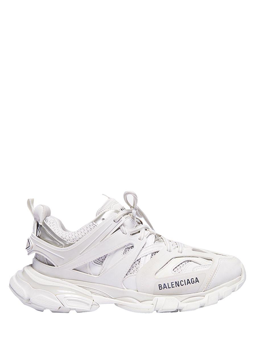Track Beyaz Kadın Sneaker 642901 | Beymen