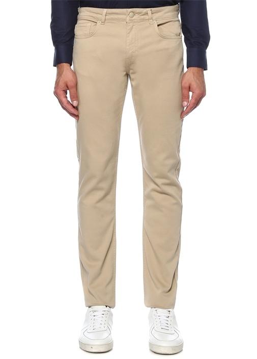 Xslim Fit Bej Normal Bel Spor Pantolon