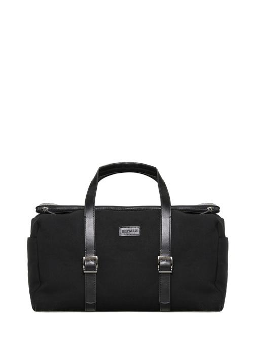 Siyah Logolu Erkek Bavul