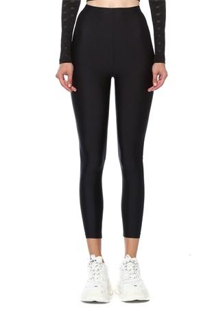 Balenciaga Kadın Siyah Normal Bel Tayt 38 FR